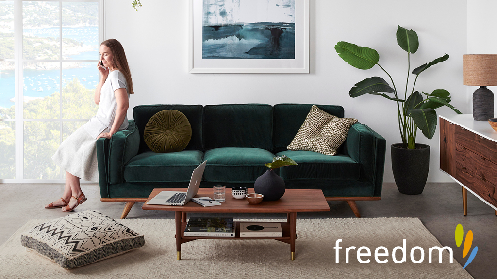 Marvelous Freedom Furniture Toowoomba